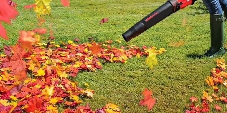 La sélection du moment: sacs pour souffleurs à feuilles